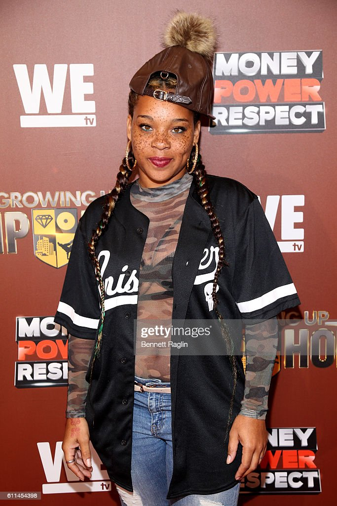 WE tv's Growing Up Hip Hop Season 2 Premiere Screening And After Party : News Photo
