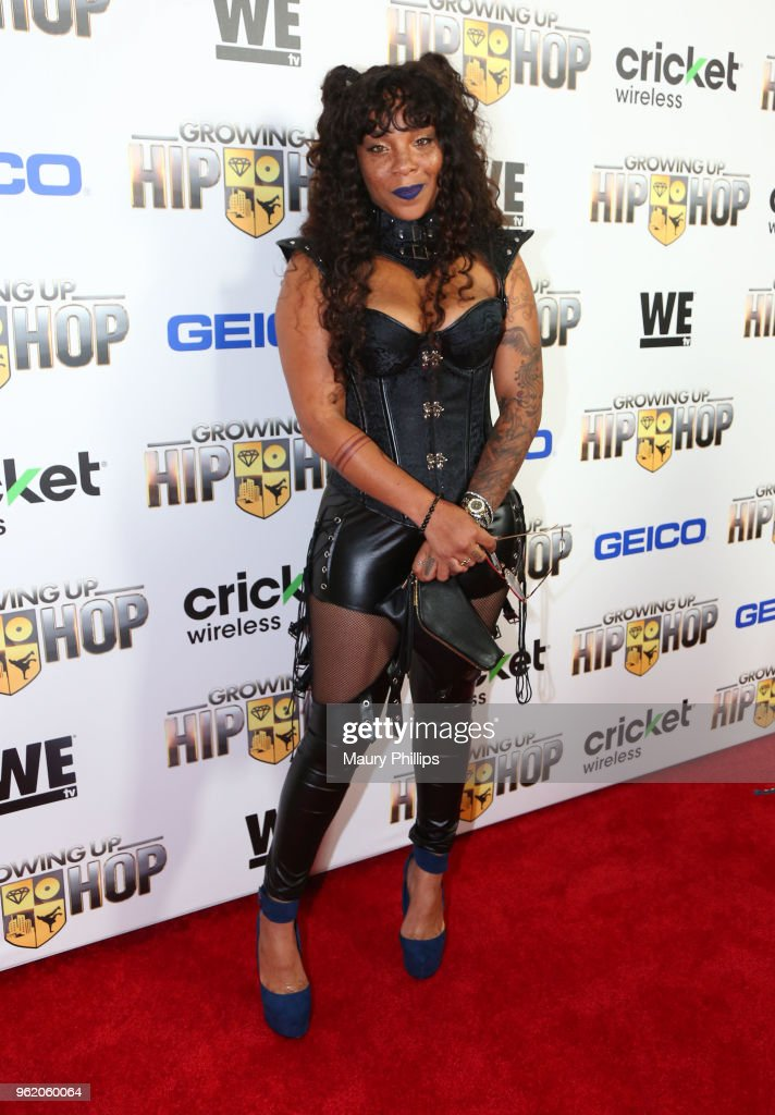 "WEtv And The Cast Of ""Growing Up Hip Hop"" Host Exclusive Screening Event And Celebration : News Photo"