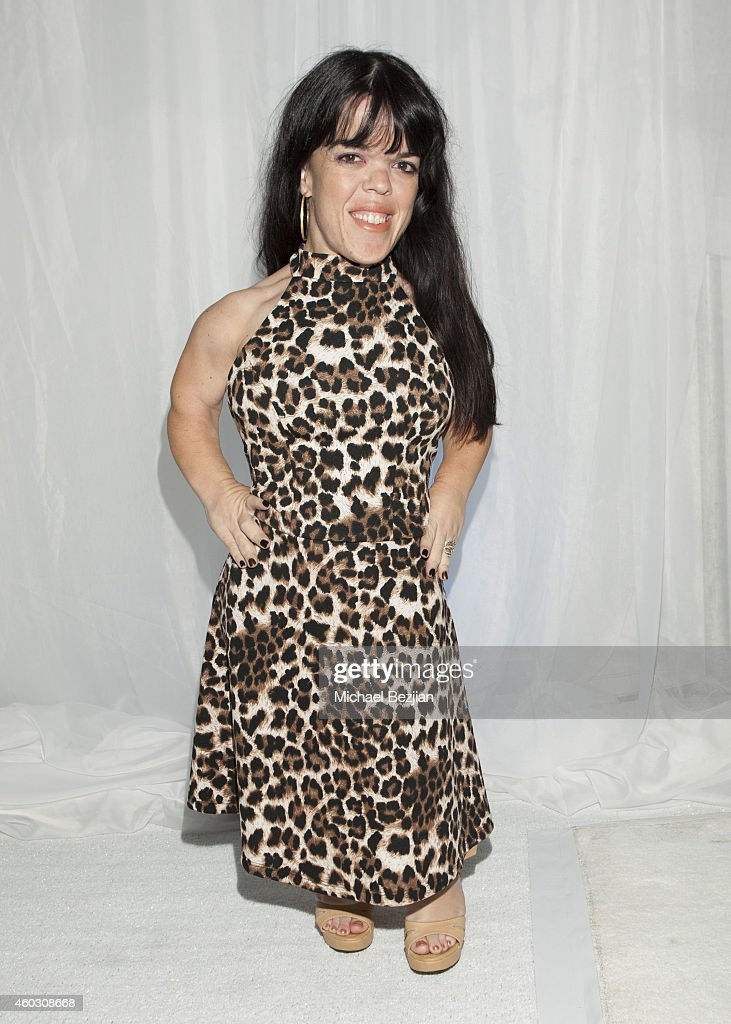 Briana Manson attends 1st Annual Runway Wonderland Children's Benefit By Trina's Kids Foundation at Hubble Studio on December 10, 2014 in Los Angeles, California.