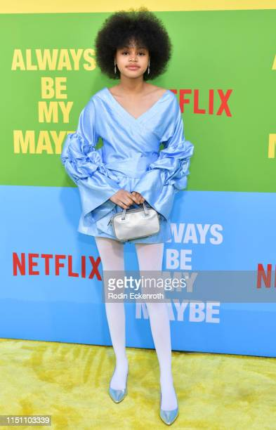 Briana Roy attends the premiere of Netflix's Always Be My Maybe at Regency Village Theatre on May 22 2019 in Westwood California