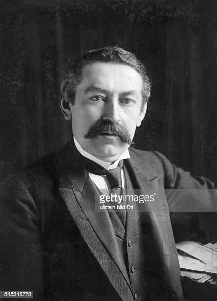Briand Aristide *28031862Politiker FrankreichPorträt 1913
