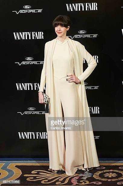 Brianda FitzJames Stuart attends the 'Vanity Fair Personality Of The Year' Gala at the Hotel Ritz on November 16 2015 in Madrid Spain