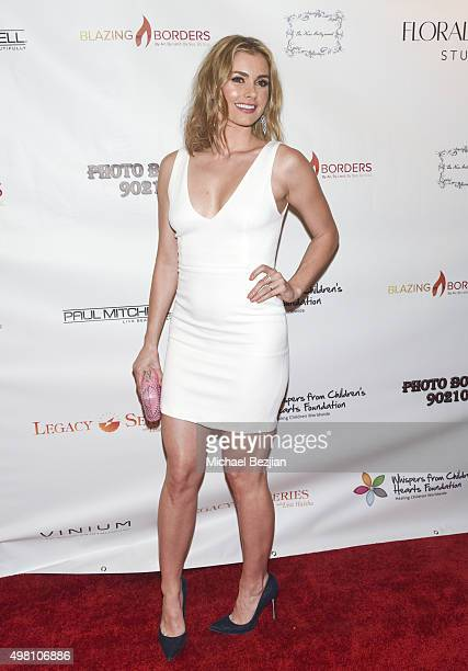 Brianna Brown arrives at 2nd Annual Legacy Series Charity Gala at The Casa Del Mar Hotel on November 20 2015 in Santa Monica California