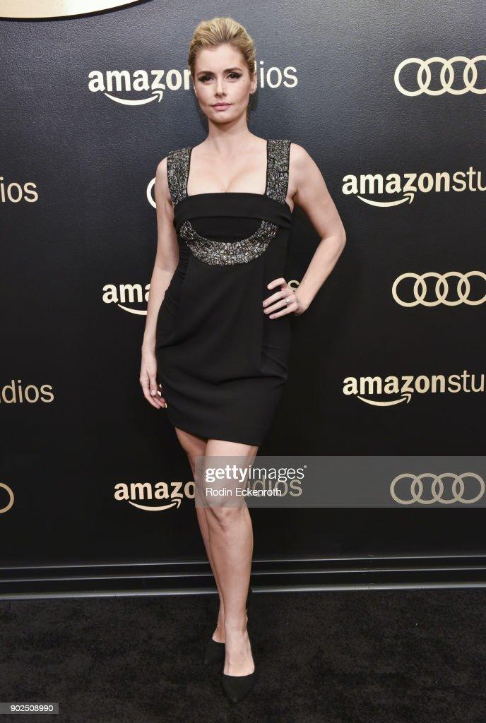 Amazon Studios Golden Globes Celebration - Arrivals : News Photo