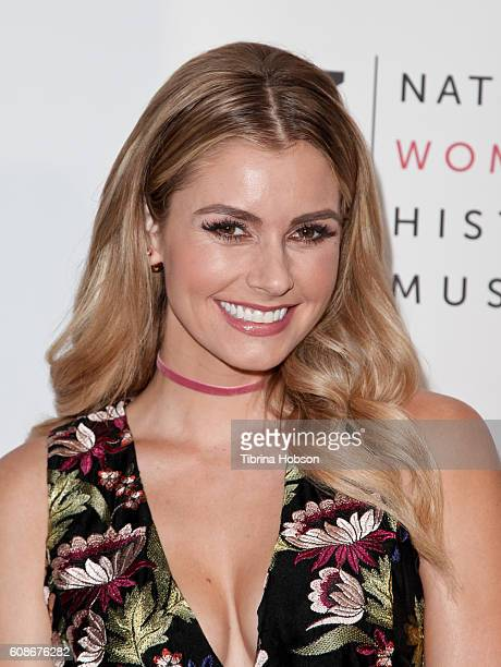 Brianna Brown attends the 5th annual Women Making History Brunch at Montage Beverly Hills on September 17 2016 in Beverly Hills California