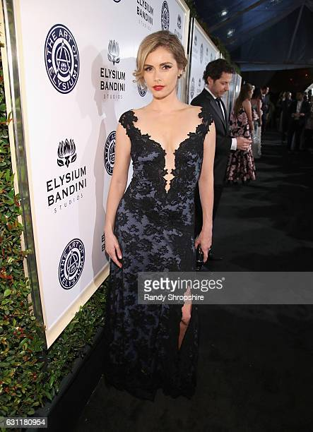 Brianna Brown attends The Art of Elysium presents Stevie Wonder's HEAVEN Celebrating the 10th Anniversary at Red Studios on January 7 2017 in Los...