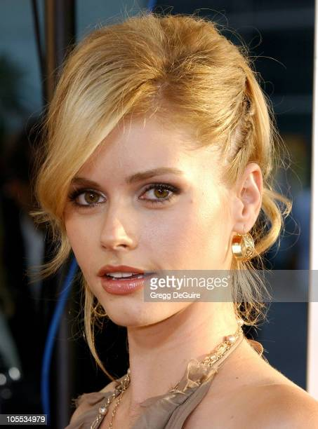 Brianna Brown during 'The 40YearOld Virgin' Los Angeles Premiere Arrivals at ArcLight Theatre in Hollywood California United States