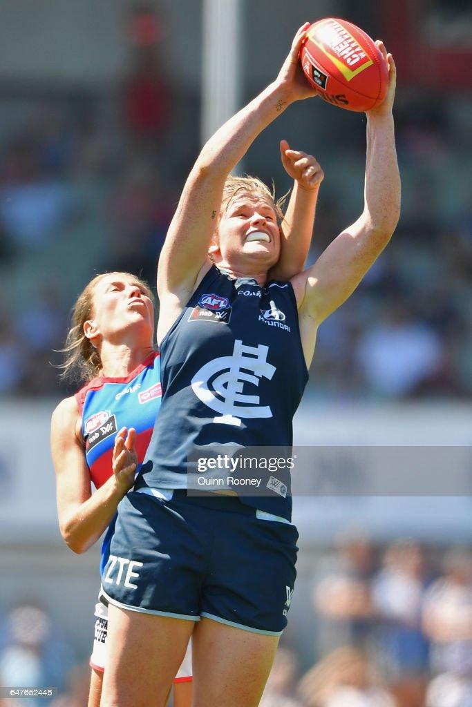AFL Women's Rd 5 - Carlton v Western Bulldogs
