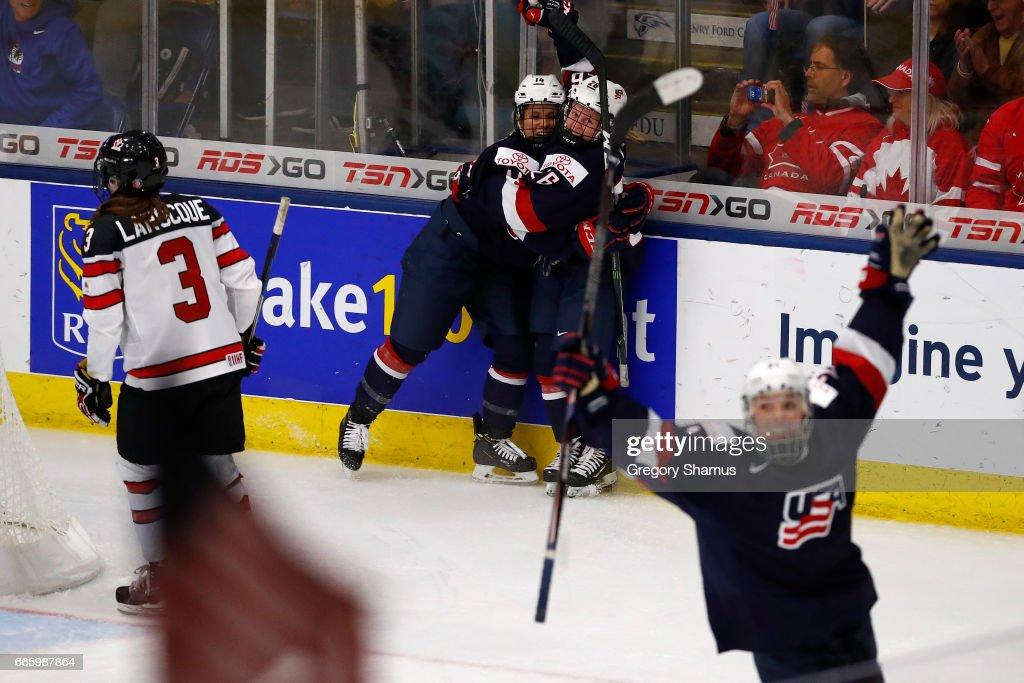 Gold Medal Game - 2017 IIHF Women's World Championship