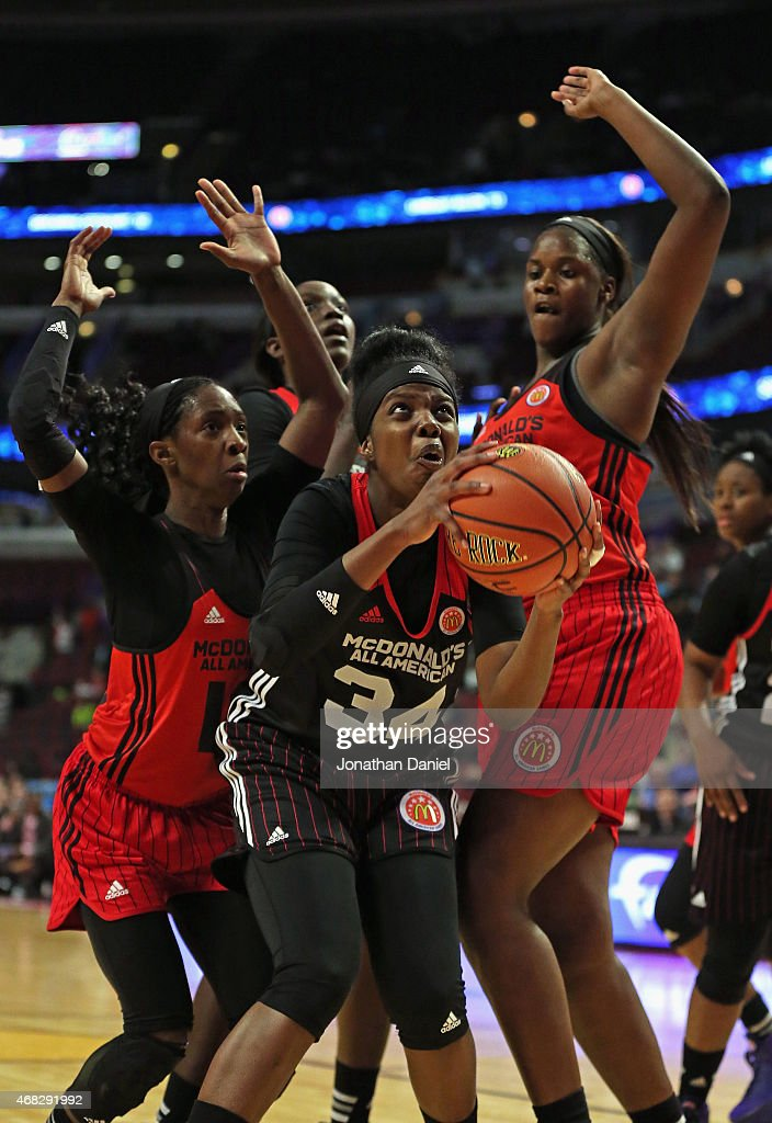 2015 McDonald's All American Game : News Photo