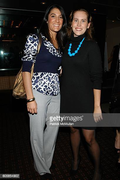 Brianne Carmody and Erika Matrineau attend The Experts' Guide to the Baby Years By Samantha Ettus hosted by Jessica Seinfeld Liz Lange Kate Spade...