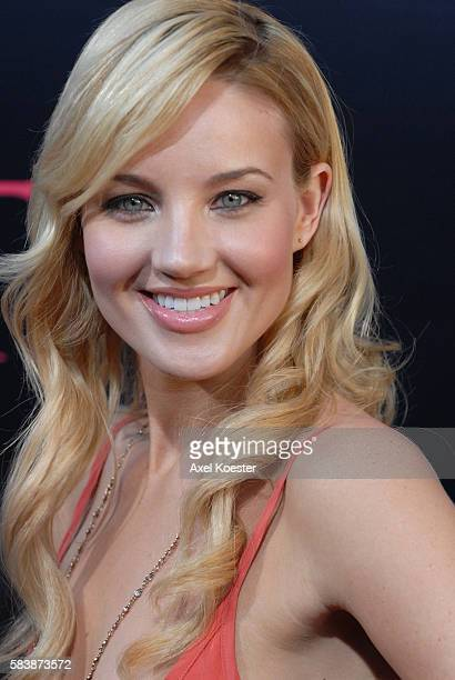Brianne Davis arrives to the world premiere of Prom Night at the Cinerama Dome in Hollywood