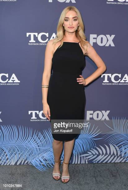Brianne Howey attends the FOX Summer TCA 2018 All-Star Party at Soho House on August 2, 2018 in West Hollywood, California.