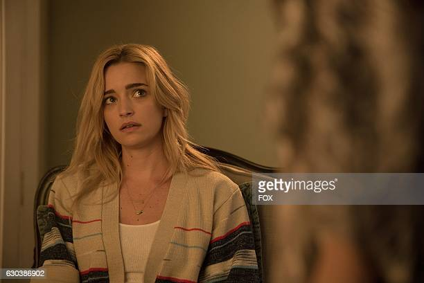 """Brianne Howey in the """"Chapter Nine: 162"""" episode of THE EXORCIST airing Friday, Dec. 9 on FOX."""