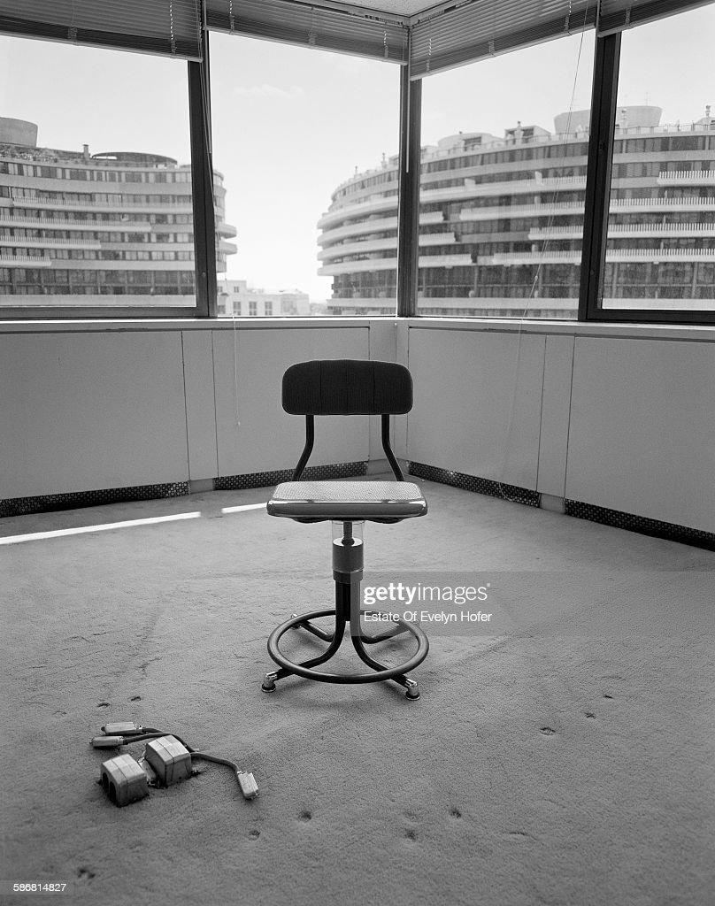 O'Brian's room, telephone tap, Watergate hotel, Washington 1974 .