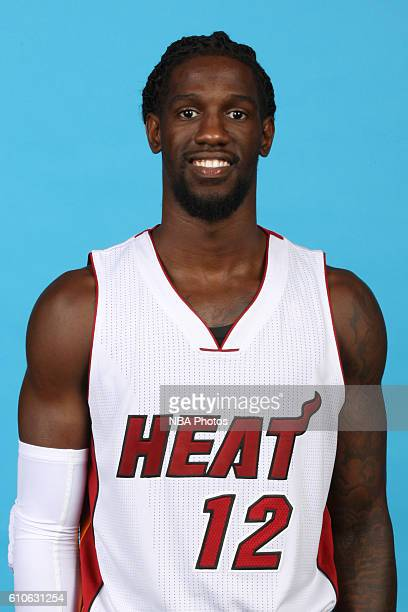 Briante Weber of the Miami Heat poses for a head shot during the 20162017 Miami Heat Media Day on September 26 2016 at American Airlines Arena in...