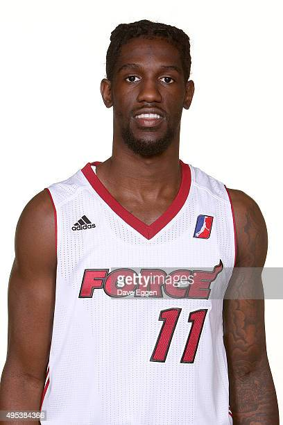 Briante Weber of the Sioux Falls Skyforce poses for a head shot on November 2 2015 at the Sanford Pentagon in Sioux Falls South Dakota NOTE TO USER...