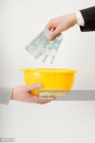 A bribe