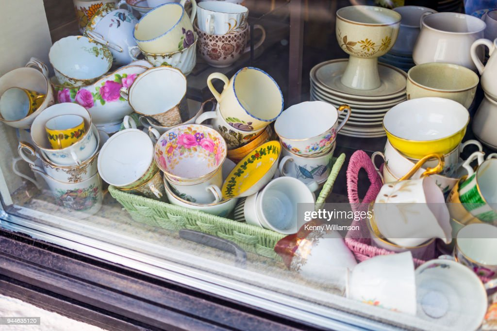 Bric-a-brac : Stock Photo