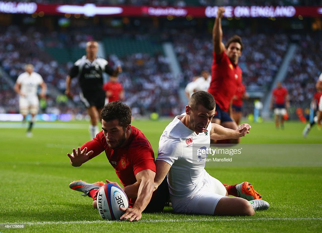 England v France - International Match