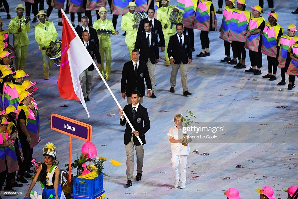 Monaco in olympics