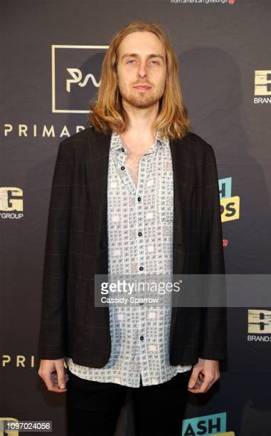 Brice Fox attends Primary Wave 13th Annual PreGRAMMY Bash at The London West Hollywood on February 9 2019 in West Hollywood California