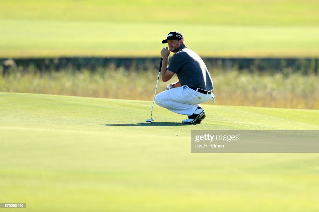 The RSM Classic - Round One