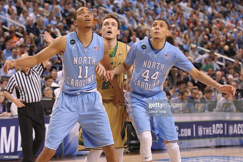 ACC Basketball Tournament - North Carolina v Notre Dame : News Photo
