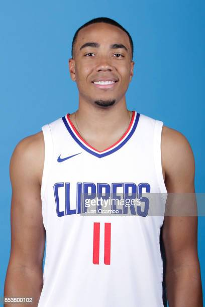 Brice Johnson of the Los Angeles Clippers poses for a portrait during 2017 Media Day on September 25 2017 at the Los Angeles Clippers Practice...