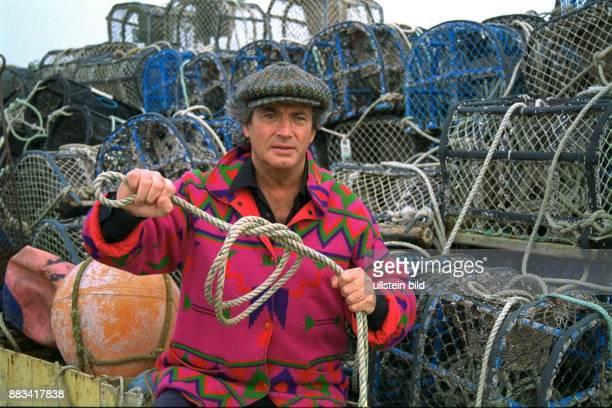 Brice Pierre * Schauspieler Saenger F mit Fischreusen