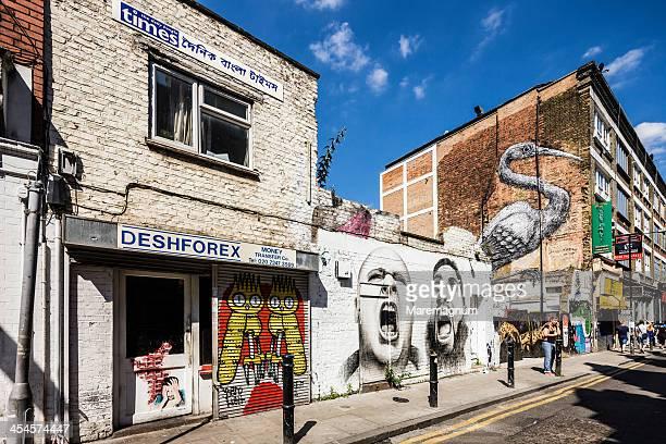 Brick Lane, Hanbury Street