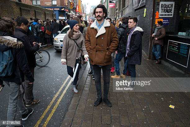 Brick Lane in Shoreditch is pretty much the epicentre of street style fashion in the London United Kingdom With an ingrained history of vintage and...