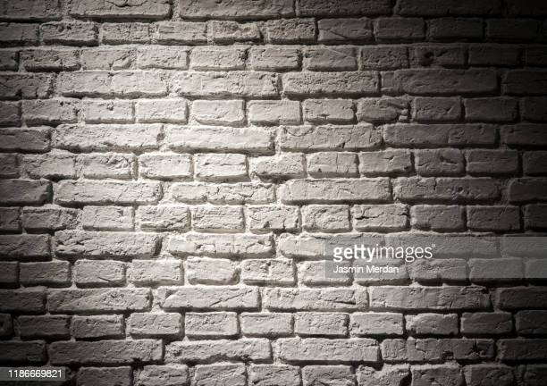 brick wall background - brick wall stock pictures, royalty-free photos & images