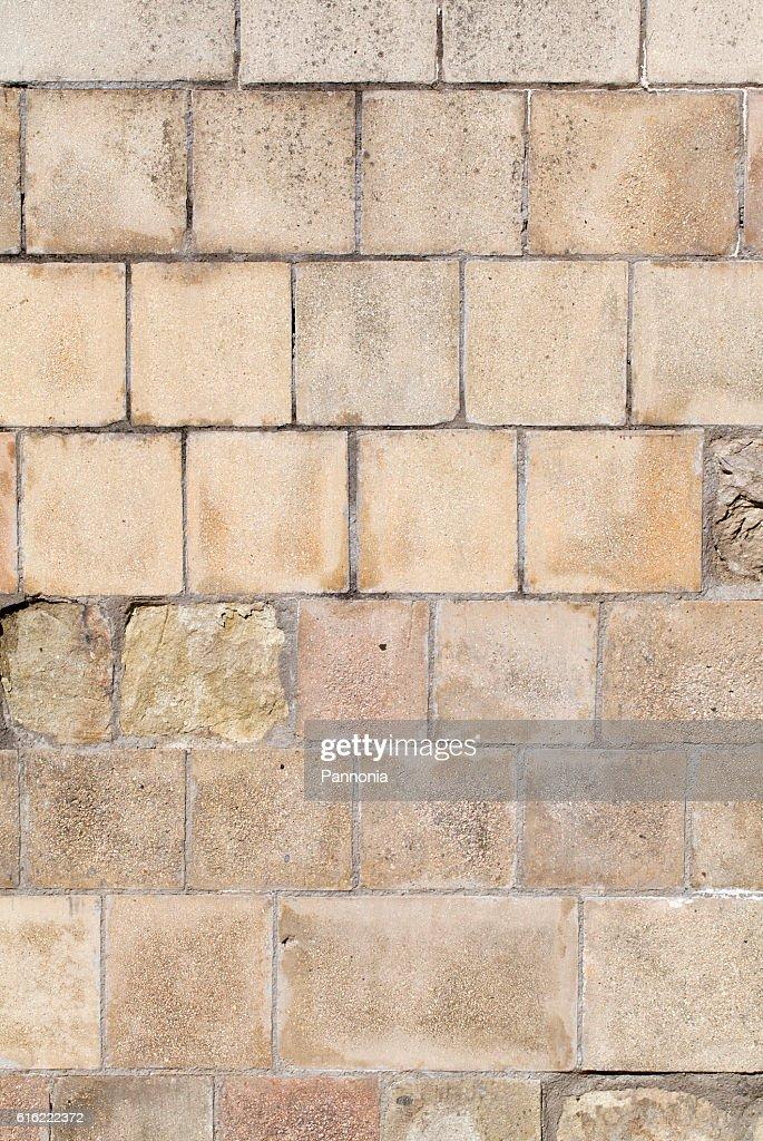 Ziegel-Wand-Hintergrund  : Stock-Foto