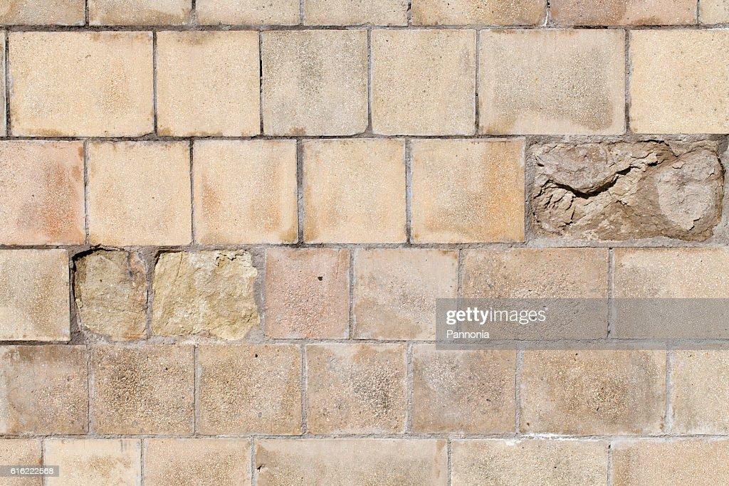 Brick Wall Background : Stockfoto