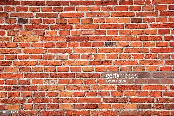 brick wall - pared de ladrillos fotografías e imágenes de stock