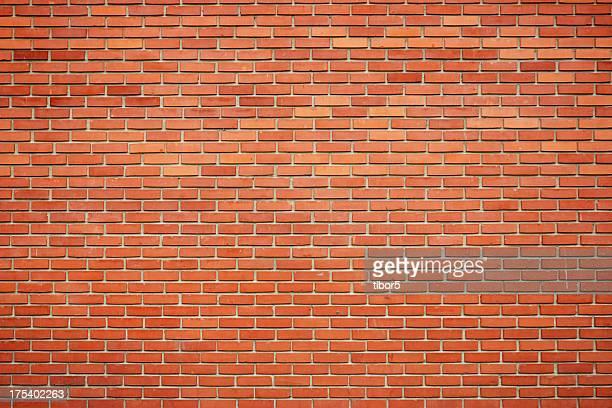parede de tijolo - tijolo material de construção - fotografias e filmes do acervo