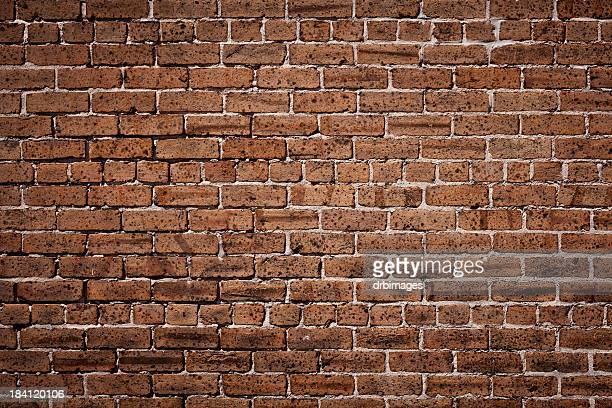 brick wall - brown stock pictures, royalty-free photos & images