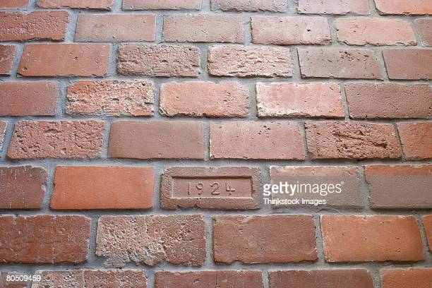 brick wall - thinkstock stock photos and pictures