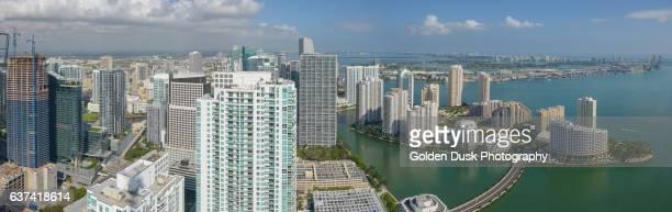 Brickell, Miami Skyline