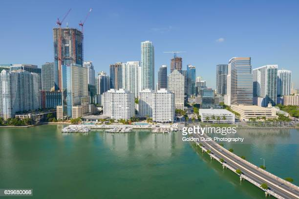 Brickell Skyline During the Day