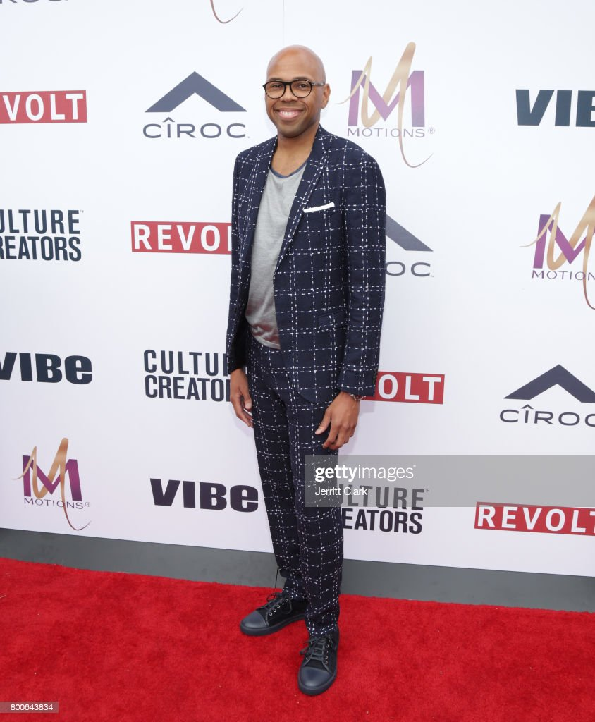 Culture Creators 2nd Annual Awards Brunch Presented By Motions Hair And Ciroc : ニュース写真