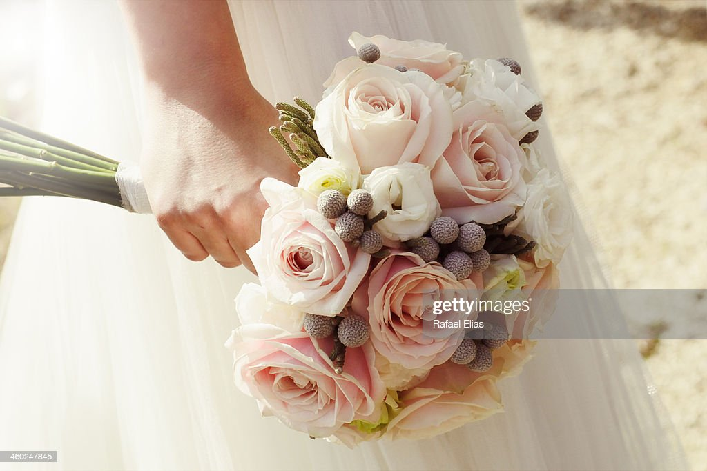 Bridal bouquet : ストックフォト
