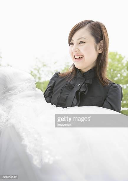 A bridal planner