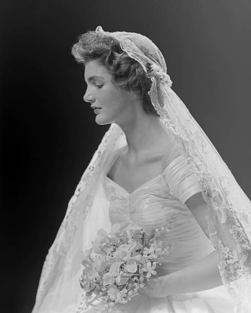 Jacqueline Kennedy Wedding Gown: An Introduction To The Bachrach Collection Photos And