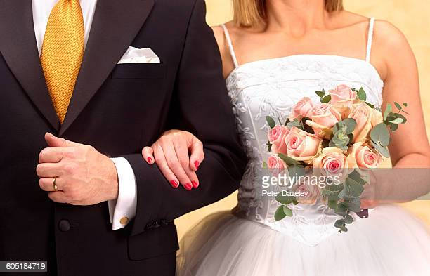 bride and groom close up - bride stock pictures, royalty-free photos & images