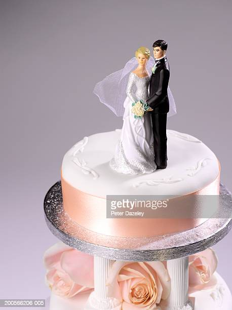 wedding figurines for cakes wedding cake figurine stock photos and pictures getty images 9457