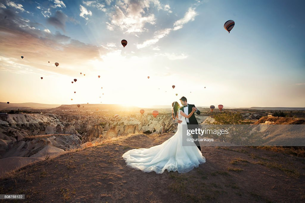 Bride and Groom : Stock Photo