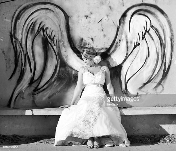 Braut angel