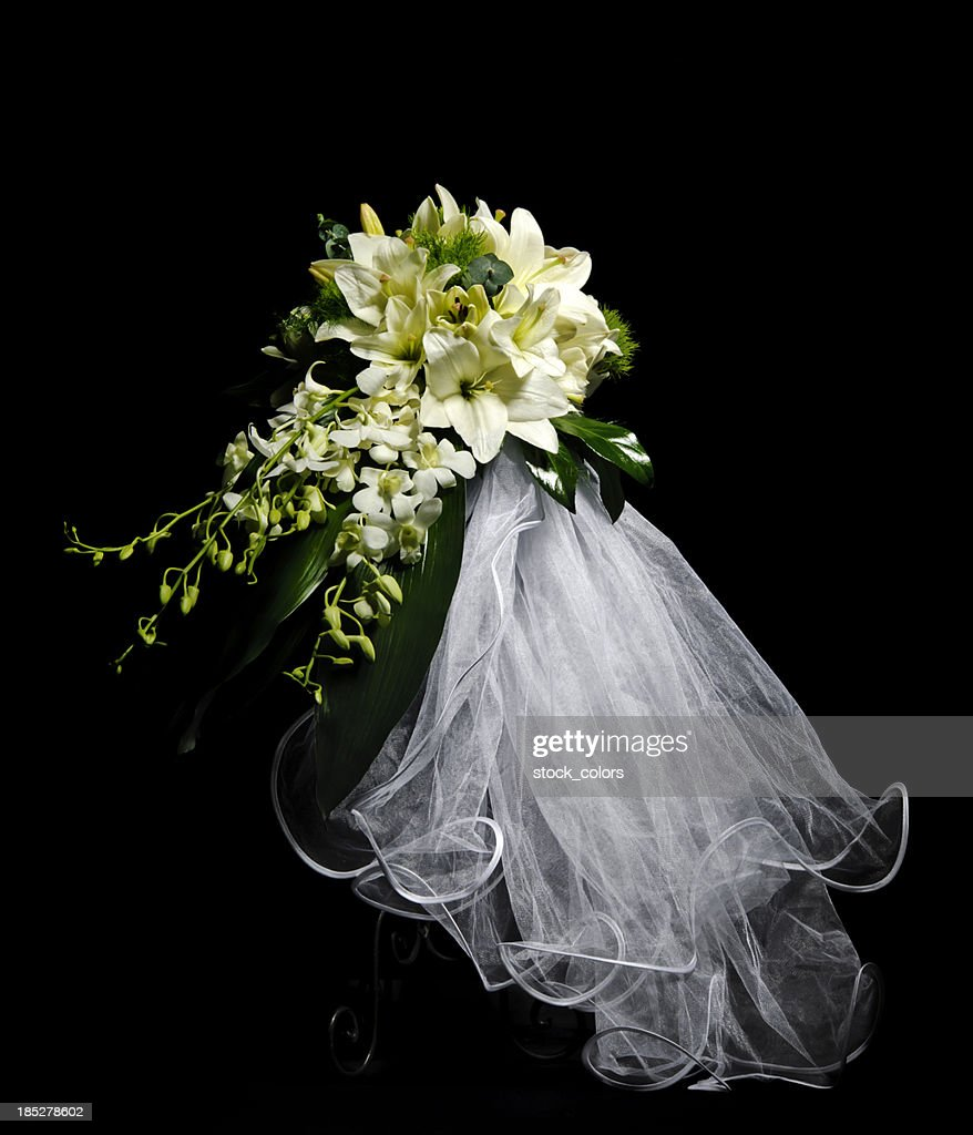 bride bouquet : Stock Photo